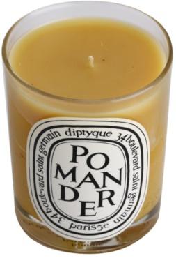 Diptyque Pomander vela perfumada 2