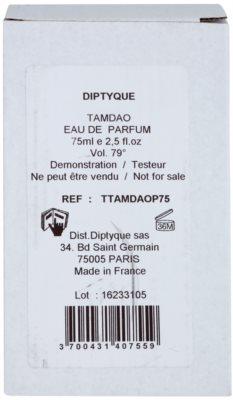Diptyque Tam Dao eau de parfum teszter unisex 2