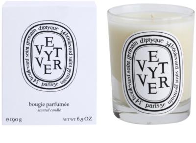 Diptyque Vetyver vela perfumado