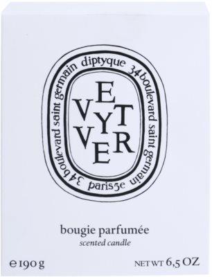 Diptyque Vetyver vela perfumada 3