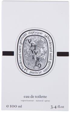 Diptyque Vetyverio eau de toilette unisex 4
