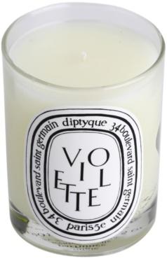 Diptyque Violette Duftkerze 2