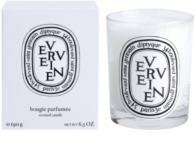 Diptyque Verveine vela perfumada