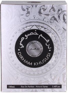 Dirham Khususi парфумована вода для чоловіків 4