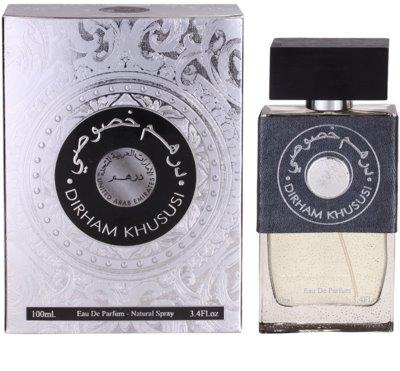 Dirham Khususi eau de parfum férfiaknak