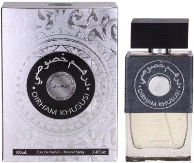 Dirham Khususi Eau de Parfum für Herren