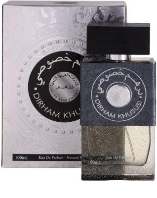 Dirham Khususi парфумована вода для чоловіків 1