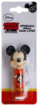 Disney Cosmetics Mickey Mouse & Friends bálsamo labial con sabor a frutas