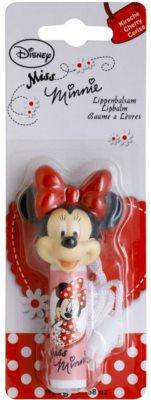 Disney Cosmetics Miss Minnie balsam do ust o smaku owocowym