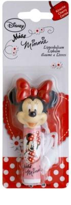 Disney Cosmetics Miss Minnie балсам за устни с плодов аромат