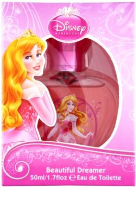 Disney Princess Aurora Magical Dreams Eau de Toilette für Kinder