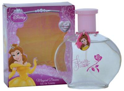 Disney Princess Belle Magical Dreams Eau de Toilette para crianças
