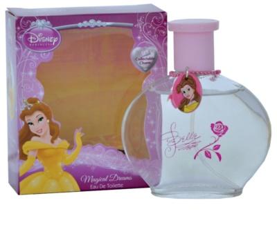Disney Princess Belle Magical Dreams Eau de Toilette pentru copii