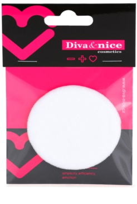 Diva & Nice Cosmetics Accessories aplicador de polvos