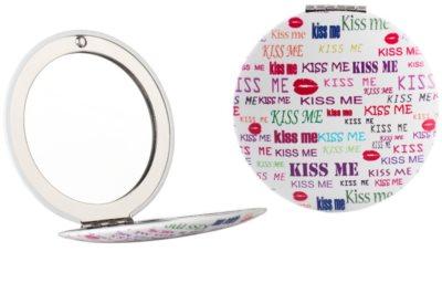 Diva & Nice Cosmetics Accessories kosmetické zrcátko kulaté 1