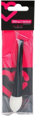 Diva & Nice Cosmetics Accessories esponja de maquilhagem redonda 1