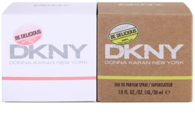 DKNY Be Delicious + Be Delicious Fresh Blossom Geschenksets 3