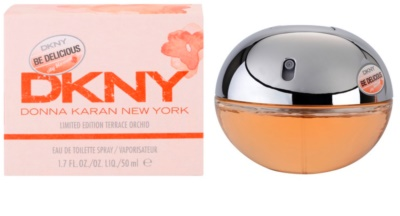 DKNY Be Delicious City Blossom Terrace Orchid тоалетна вода за жени