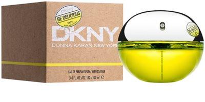 DKNY Be Delicious Eau de Parfum para mulheres 1