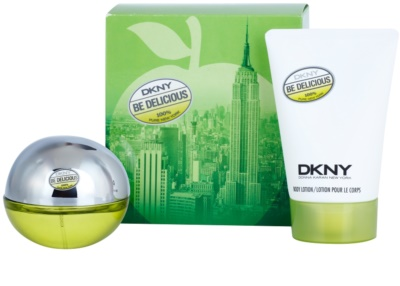 DKNY Be Delicious coffrets presente