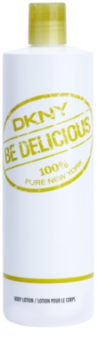 DKNY Be Delicious leite corporal para mulheres