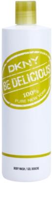 DKNY Be Delicious gel de duche para mulheres