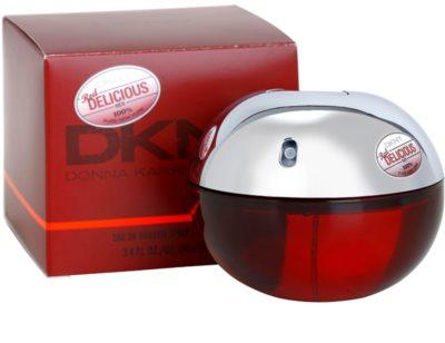 DKNY Red Delicious Man Eau de Toilette für Herren 1