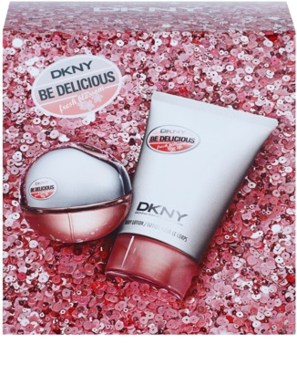 DKNY Be Delicious Fresh Blossom zestaw upominkowy 1