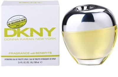 DKNY Be Delicious Skin Eau de Toilette für Damen