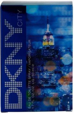 DKNY City Eau de Toilette pentru barbati 4