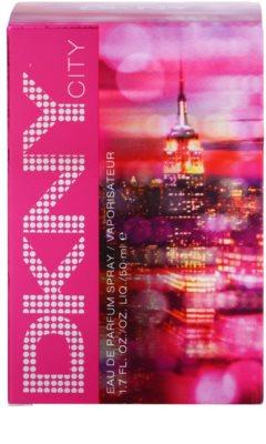 DKNY City parfémovaná voda pre ženy 4
