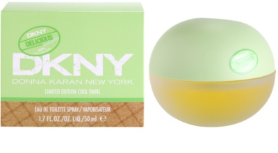 DKNY Be Delicious Delights Cool Swirl eau de toilette nőknek