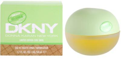 DKNY Be Delicious Delights Cool Swirl Eau de Toilette pentru femei
