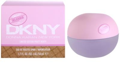 DKNY Be Delicious Delights Fruity Rooty woda toaletowa dla kobiet