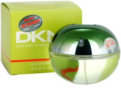 DKNY Be Desired eau de parfum para mujer 1