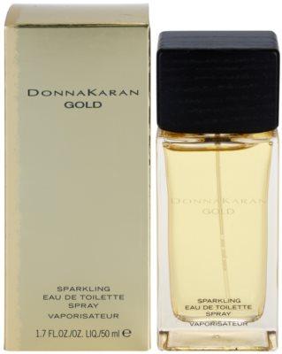 DKNY Gold Sparkling Eau de Toilette für Damen