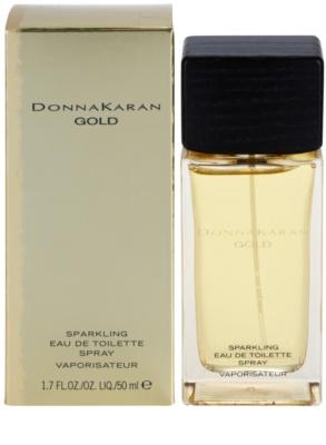 DKNY Gold Sparkling eau de toilette nőknek