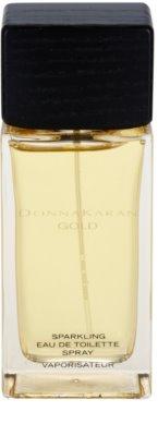 DKNY Gold Sparkling toaletní voda pro ženy 2