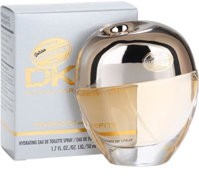 DKNY Golden Delicious Skin Hydrating eau de toilette para mujer 1
