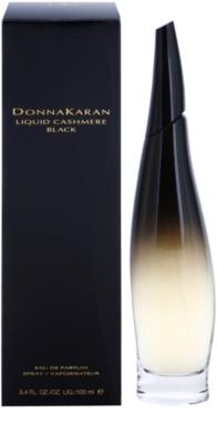 DKNY Liquid Cashmere Black eau de parfum para mujer
