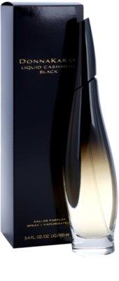 DKNY Liquid Cashmere Black парфюмна вода за жени 2
