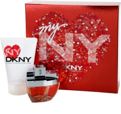 DKNY My NY coffrets presente