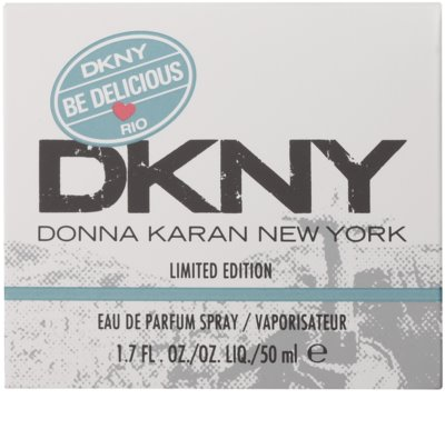 DKNY Be Delicious Rio парфюмна вода за жени 1