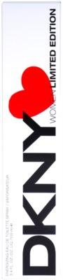 DKNY Women Heart Limited Edition Eau de Toilette pentru femei 4