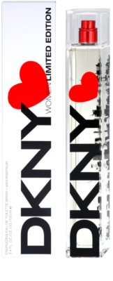 DKNY Women Heart Limited Edition Eau de Toilette für Damen