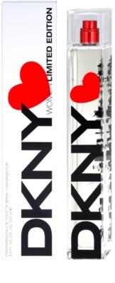DKNY Women Heart Limited Edition eau de toilette nőknek