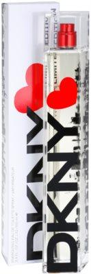 DKNY Women Heart Limited Edition Eau de Toilette pentru femei 1