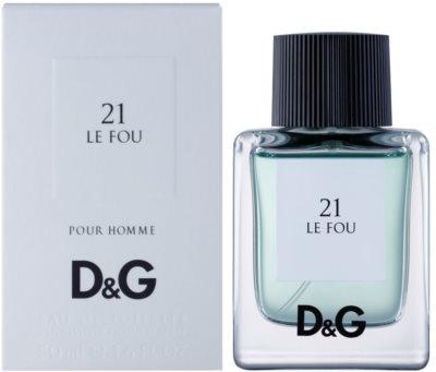 Dolce & Gabbana D&G Anthology Le Fou 21 Eau de Toilette para homens