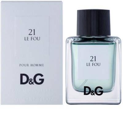 Dolce & Gabbana D&G Anthology Le Fou 21 toaletna voda za moške