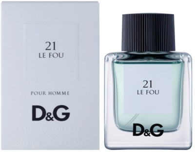 Dolce & Gabbana D&G Anthology Le Fou 21 toaletní voda pro muže